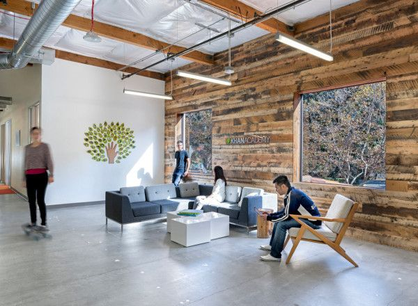 Khan Academy By Ia Interior Architects Office Inspiration