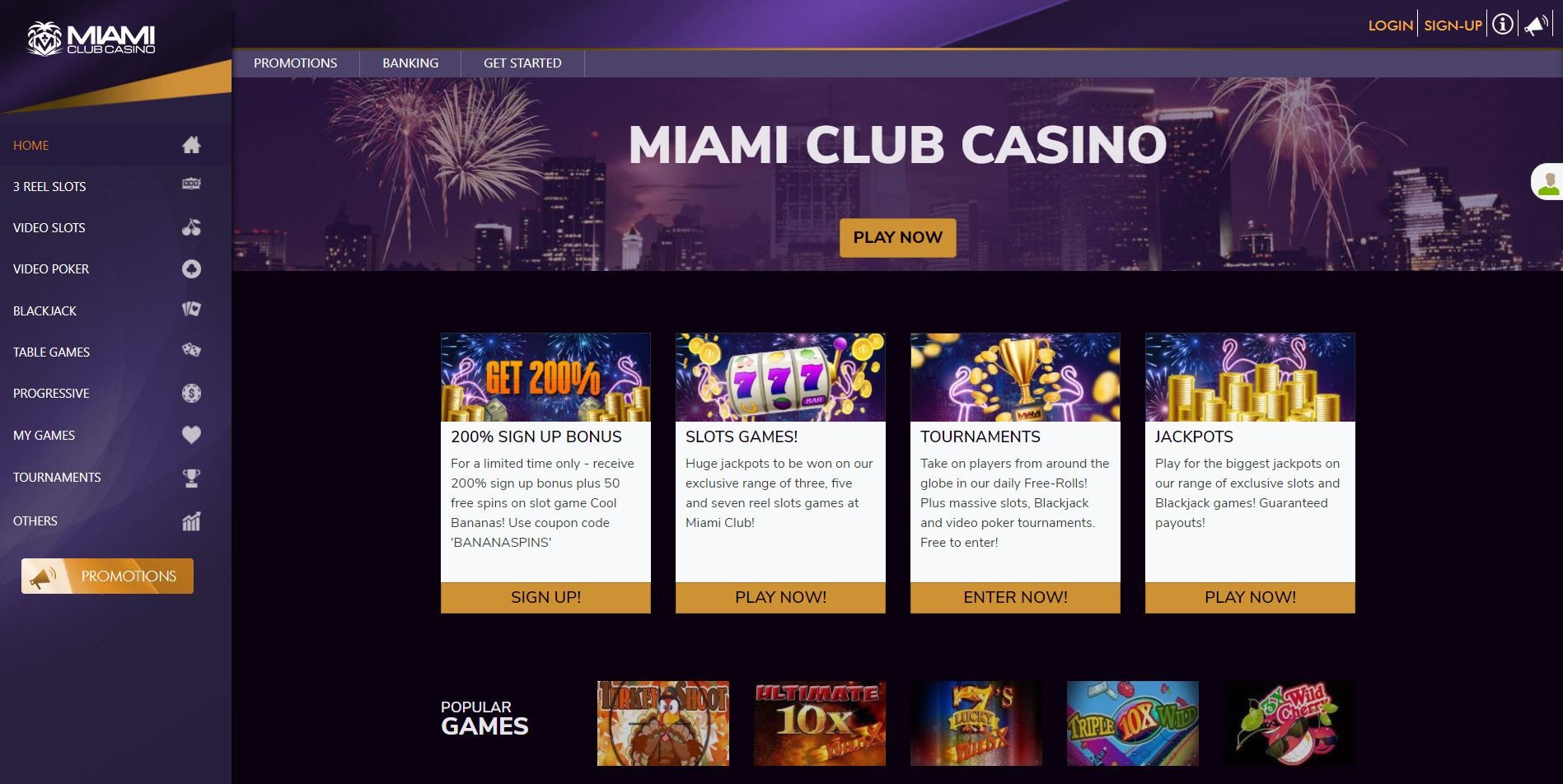 Top USA Casinos