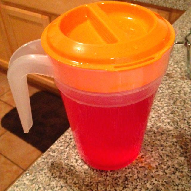 watermelon jolly rancher mixed drink make strawberry koolaid and rh pinterest com