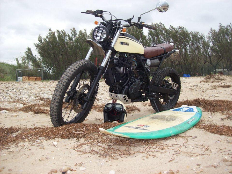 Bikegarage Antenucci Motos, Dr 650