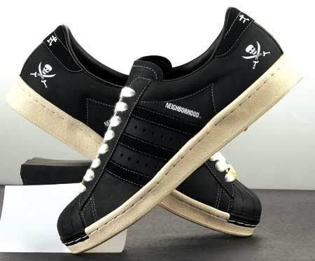 Fontanero Delegar diseñador  Adidas Superstar 35th anniversary consortium by Neighborhood Get a $100  Adidas Gift Card! Adidas, Adidas Sn… | Adidas superstar outfit, Sneakers  men, Fashion shoes