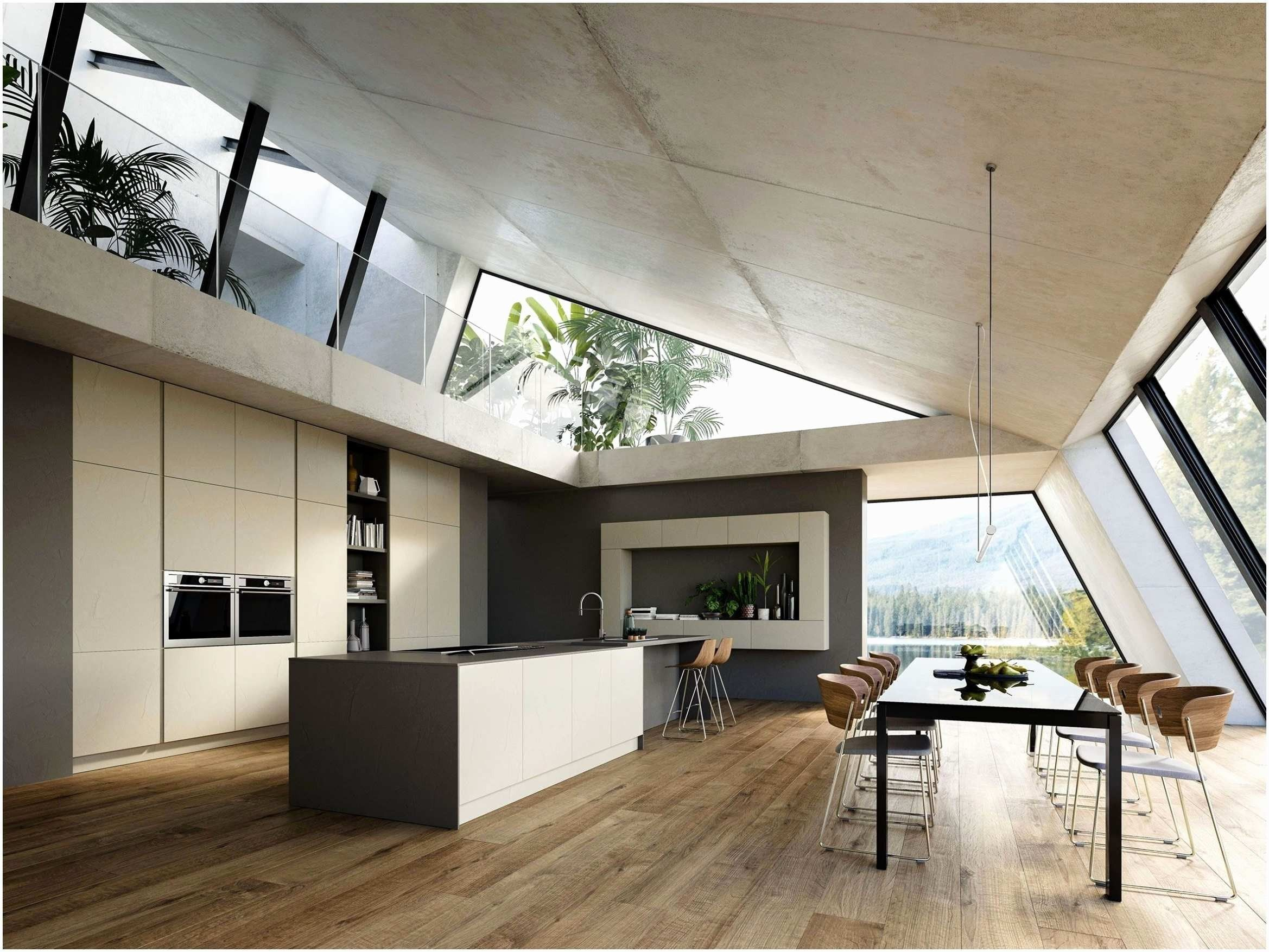 Beautiful interieur maison de luxe moderne