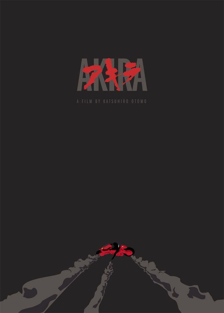 Page Not Found Akira Poster Akira Anime Akira