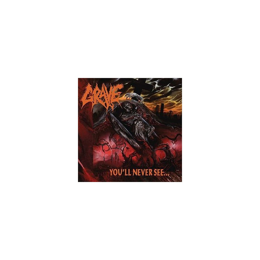 Grave - You'll Never See... (Vinyl)