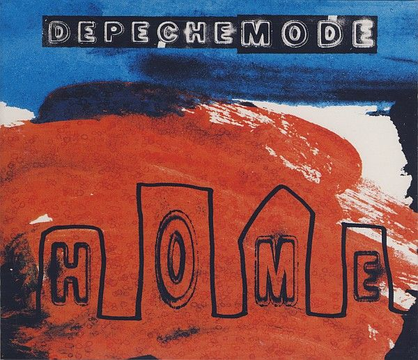 Home (CD1) - front - 1997