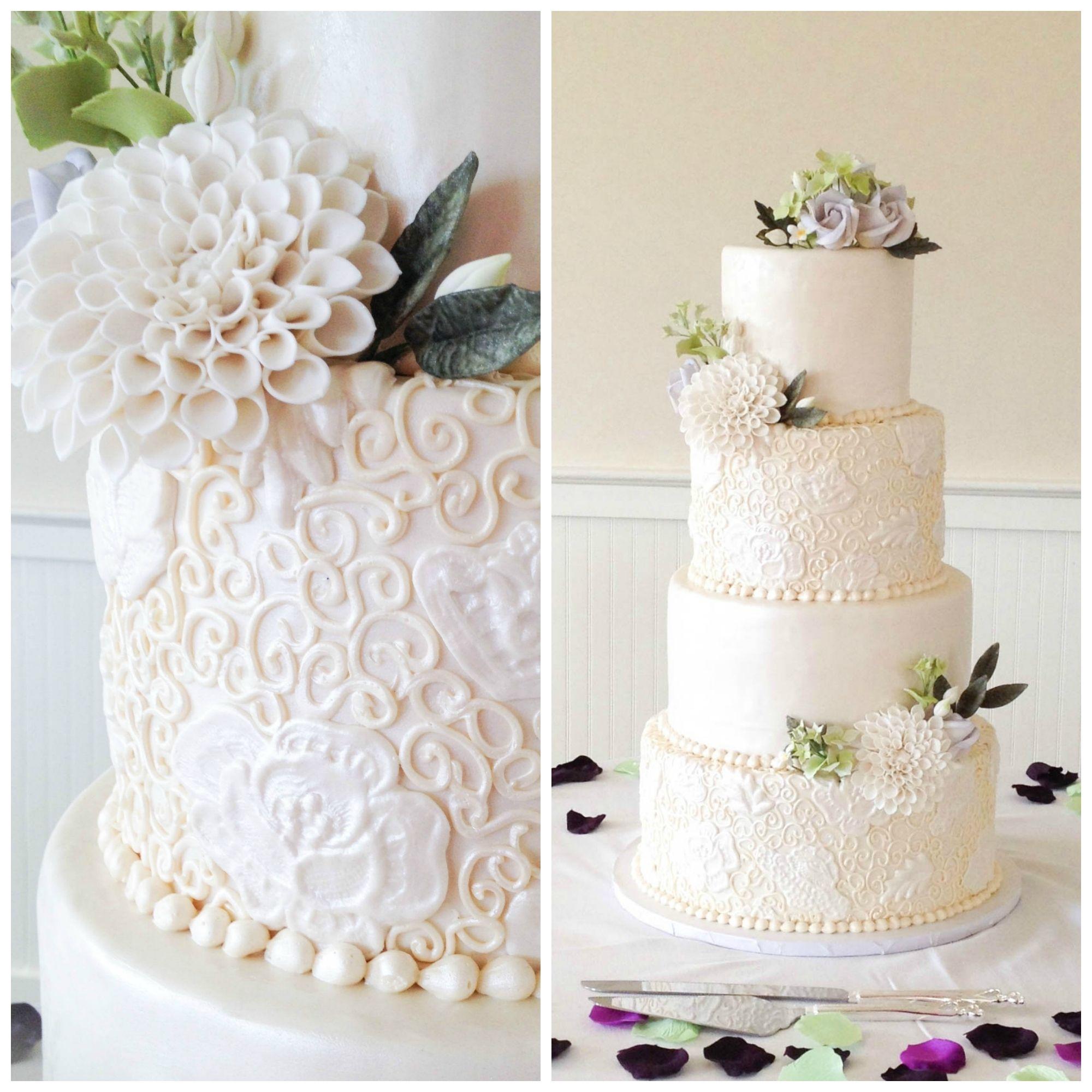 Wedding Cake Icing Tips Wedding Dress Pinterest
