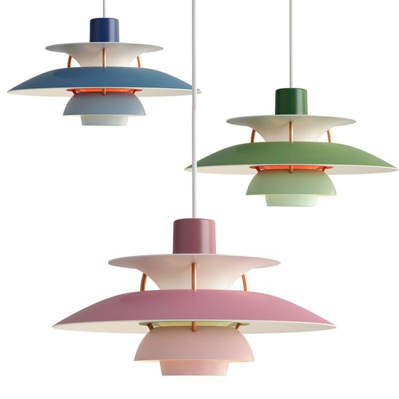 Louis Poulsen Ph5 Minimalist Pendant Lamp Light Lighting Replica