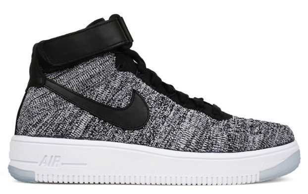 "online store d4489 fca01 Nike Flyknit Air Force 1 ""Oreo"" 