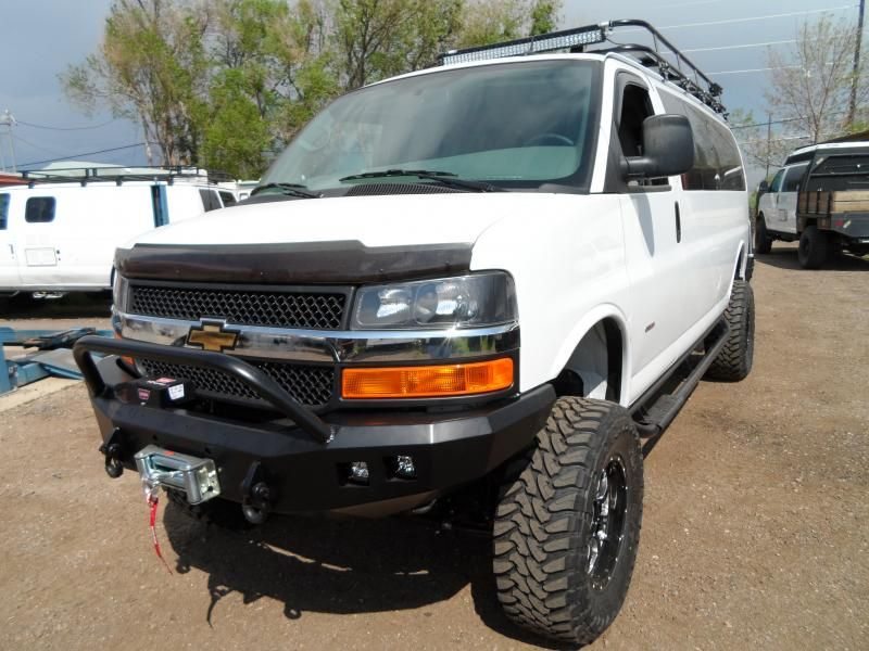 4x4 Chevy Express 3500 4x4 Van 4x4 Van For Sale Chevy Express