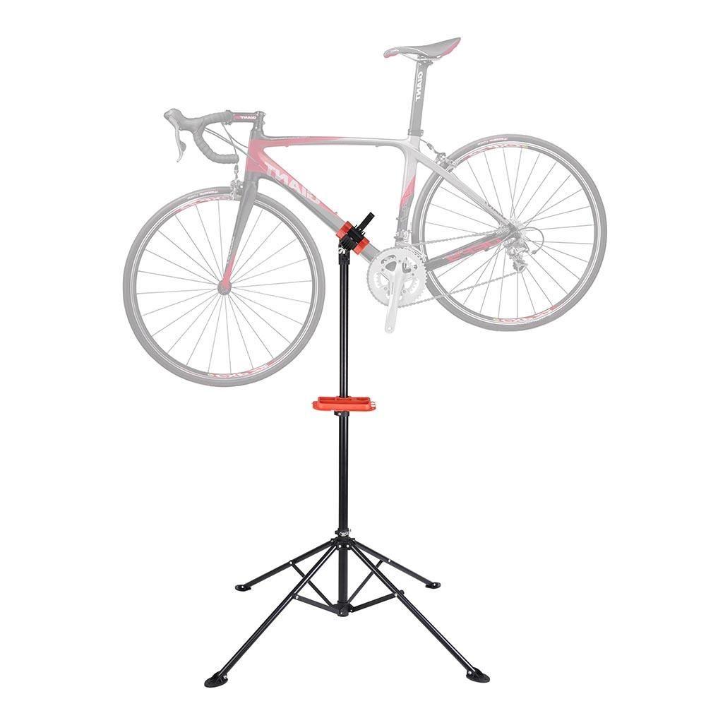 Thediyoutlet Adjustable Bicycle Repair Stand Bike Workstand Bike