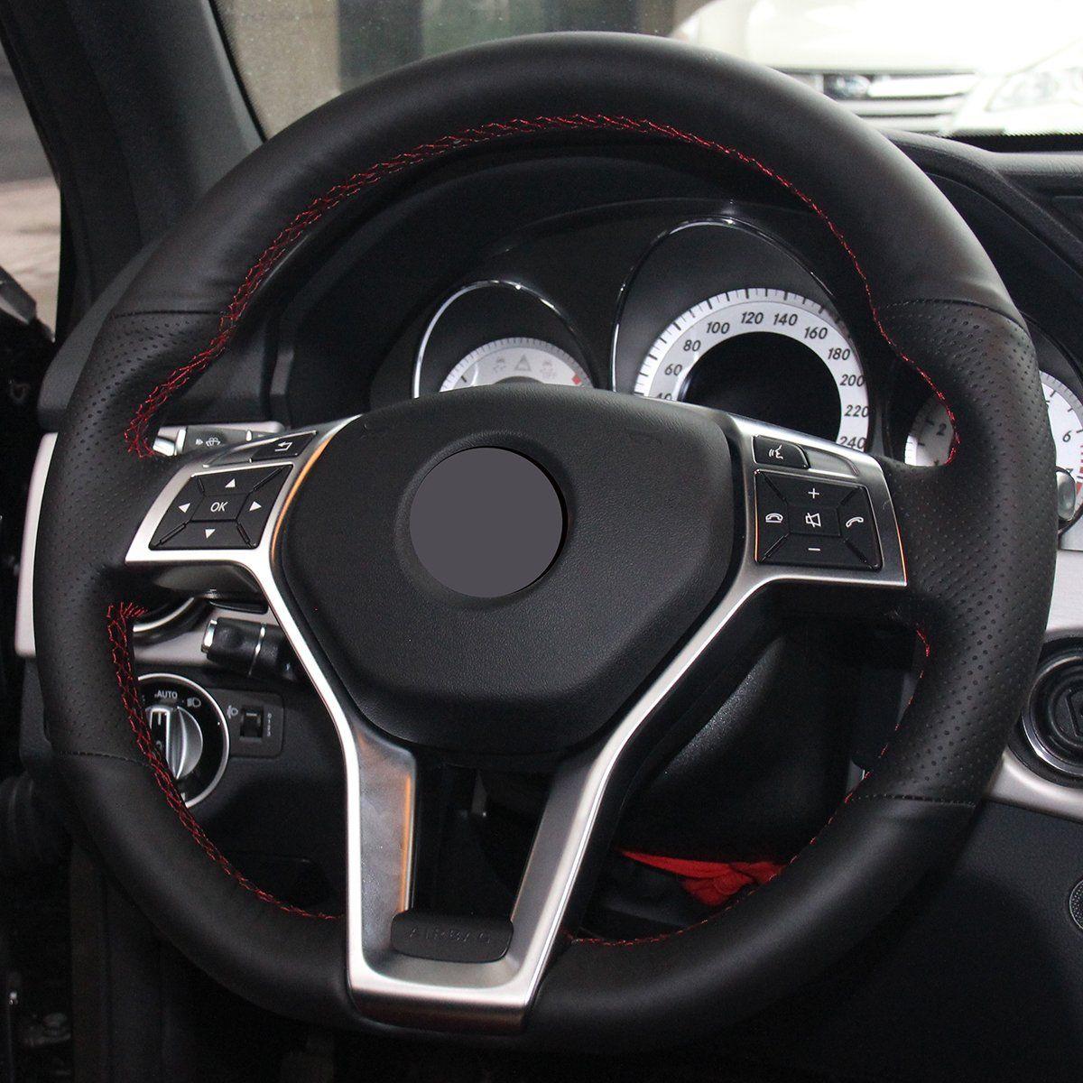 Fremont Die Oakland Raiders NFL Leather Steering Wheel Cover