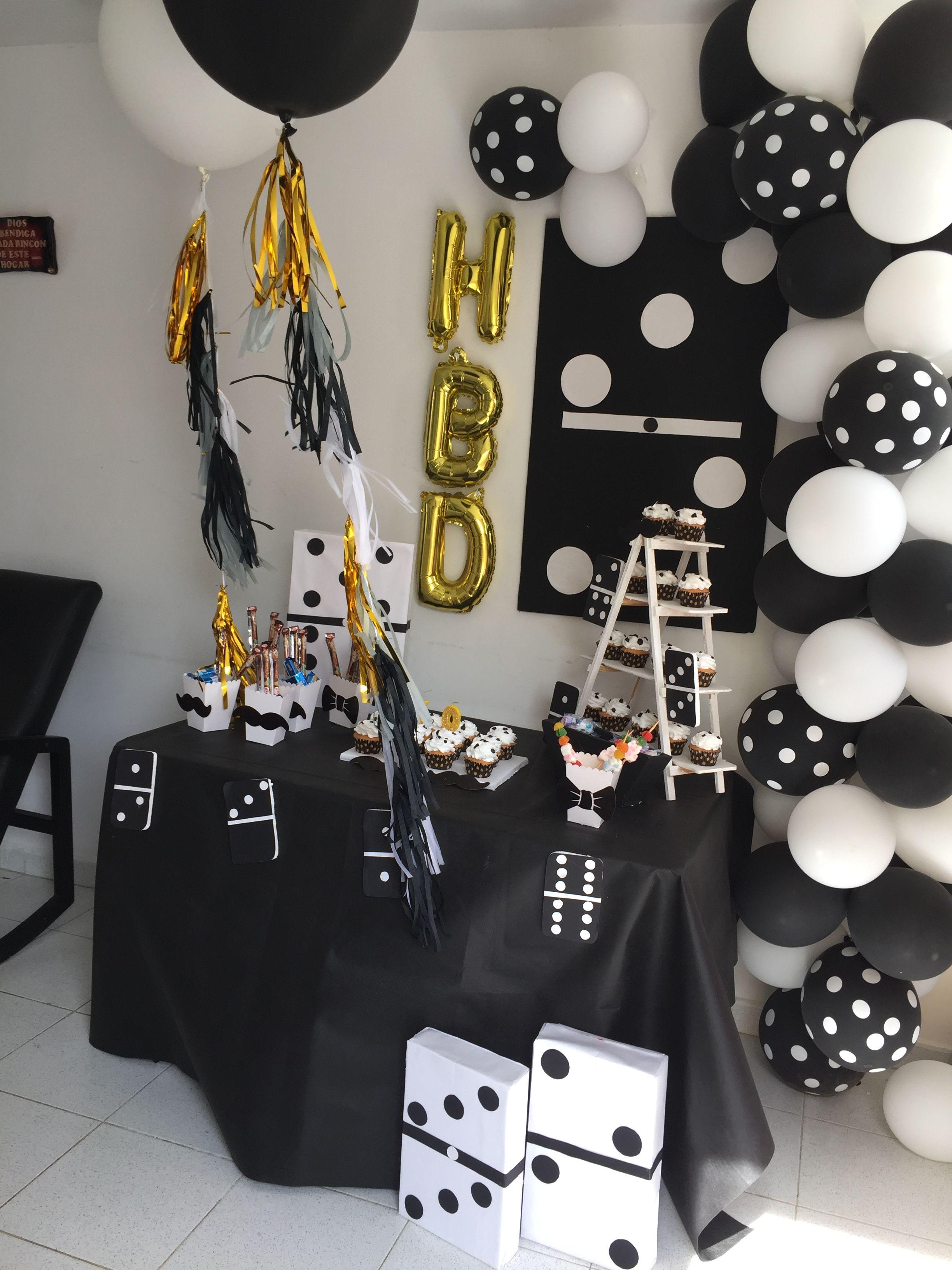 Decoración Fiesta Decoraciones De Cumpleaños Para Hombres Fiestas De Cumpleaños Hombre Fiesta De Hombres