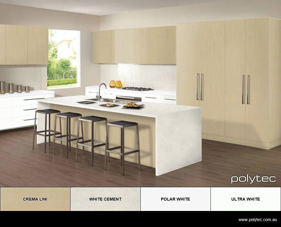 Design your own colour schemes for Kitchens