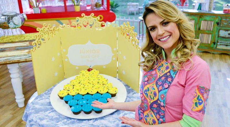 Junior Bake Off Brasil Traz Prova Com Figura De Cupcakes Neste Sabado Cozinheiros Em Acao Gastronomia E Batalha Dos Confeiteiros