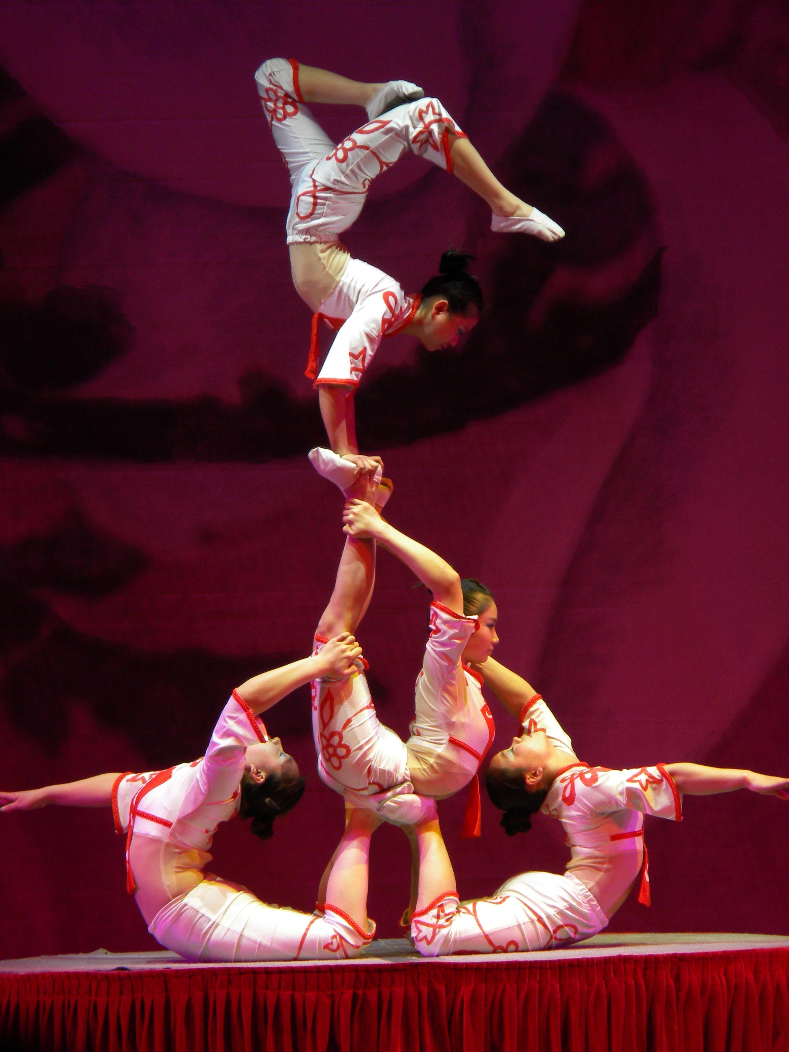 детям цирковые акробатические пары фото скачайте