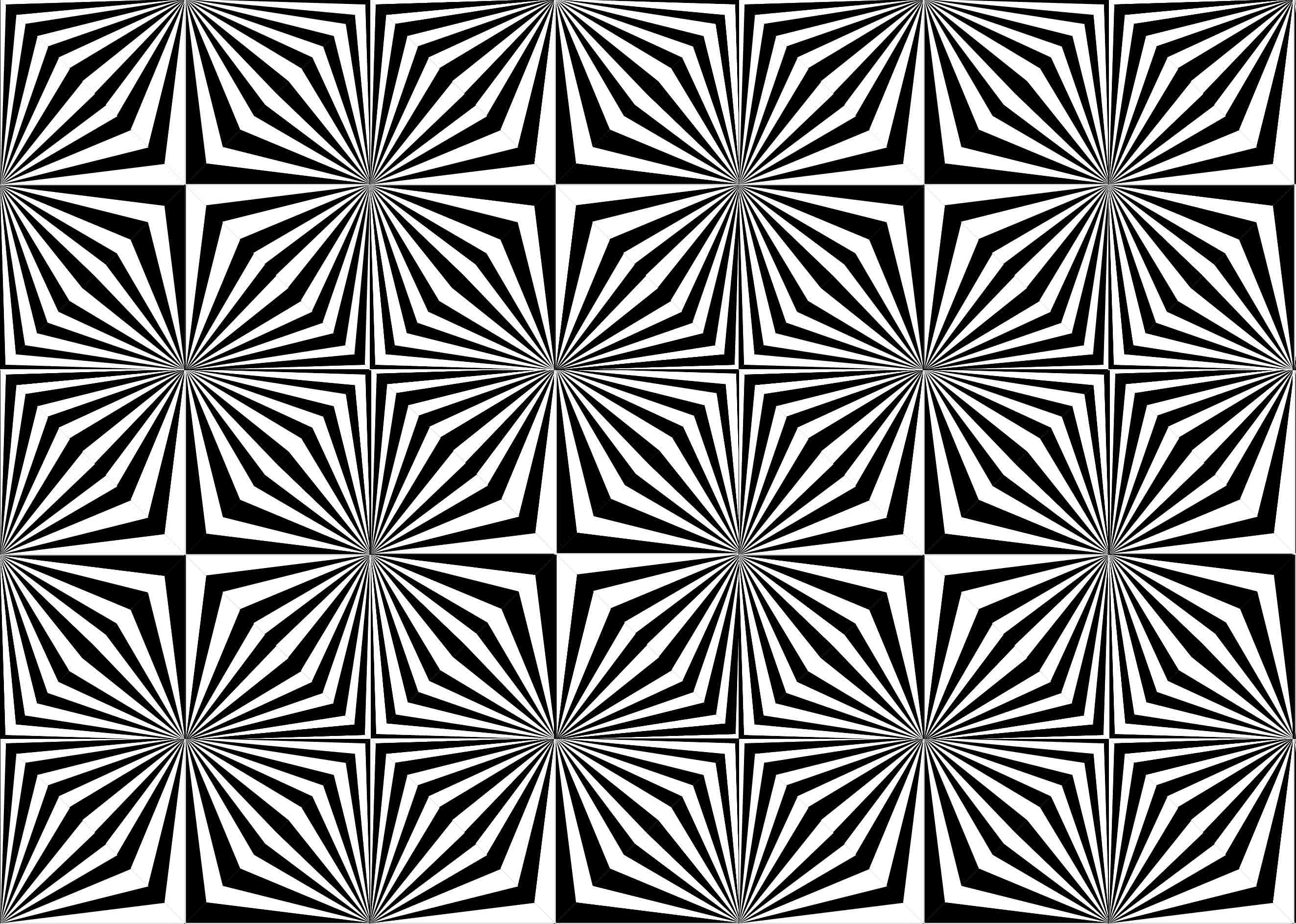 Optical Patterns - Justlatzcom Optical Illusion Art Pattern - Tattoo,