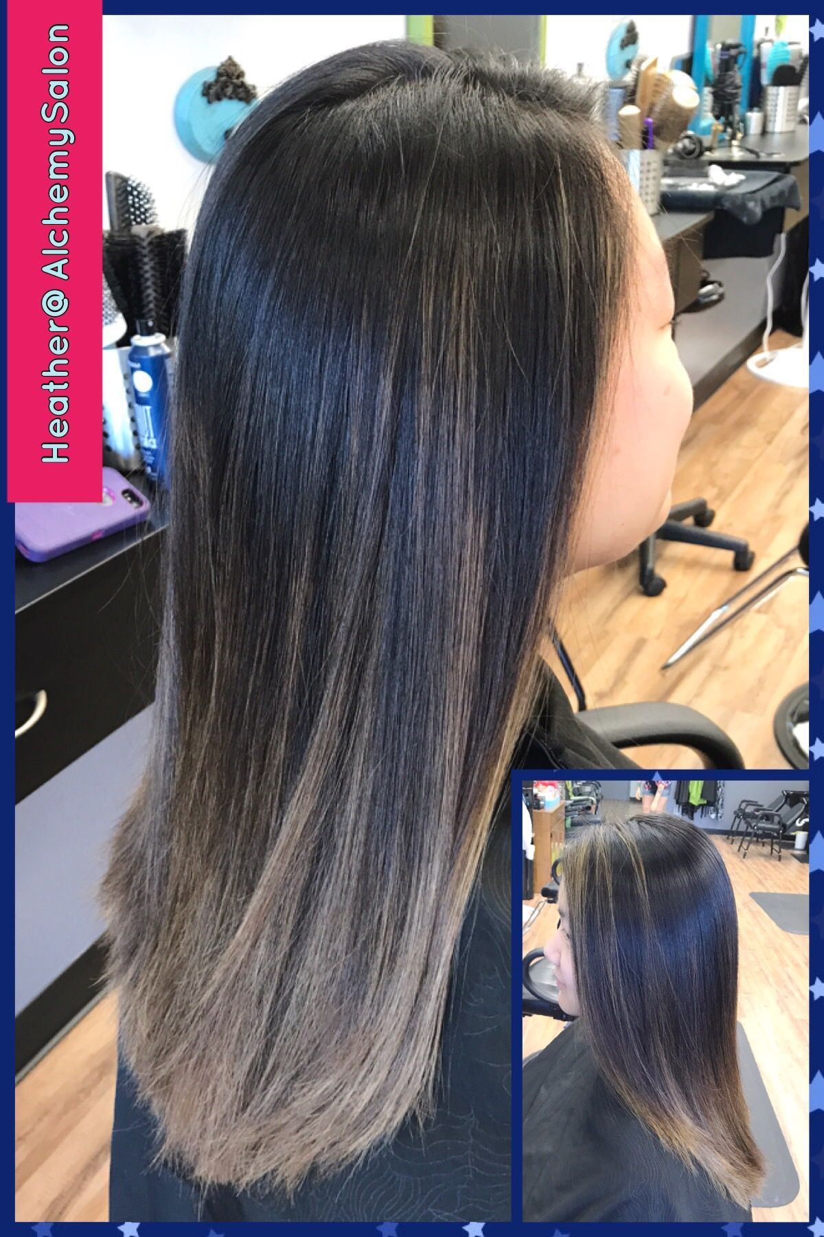 Best simple haircut for men balayage ombré on dark hair  come sit in my chair  pinterest