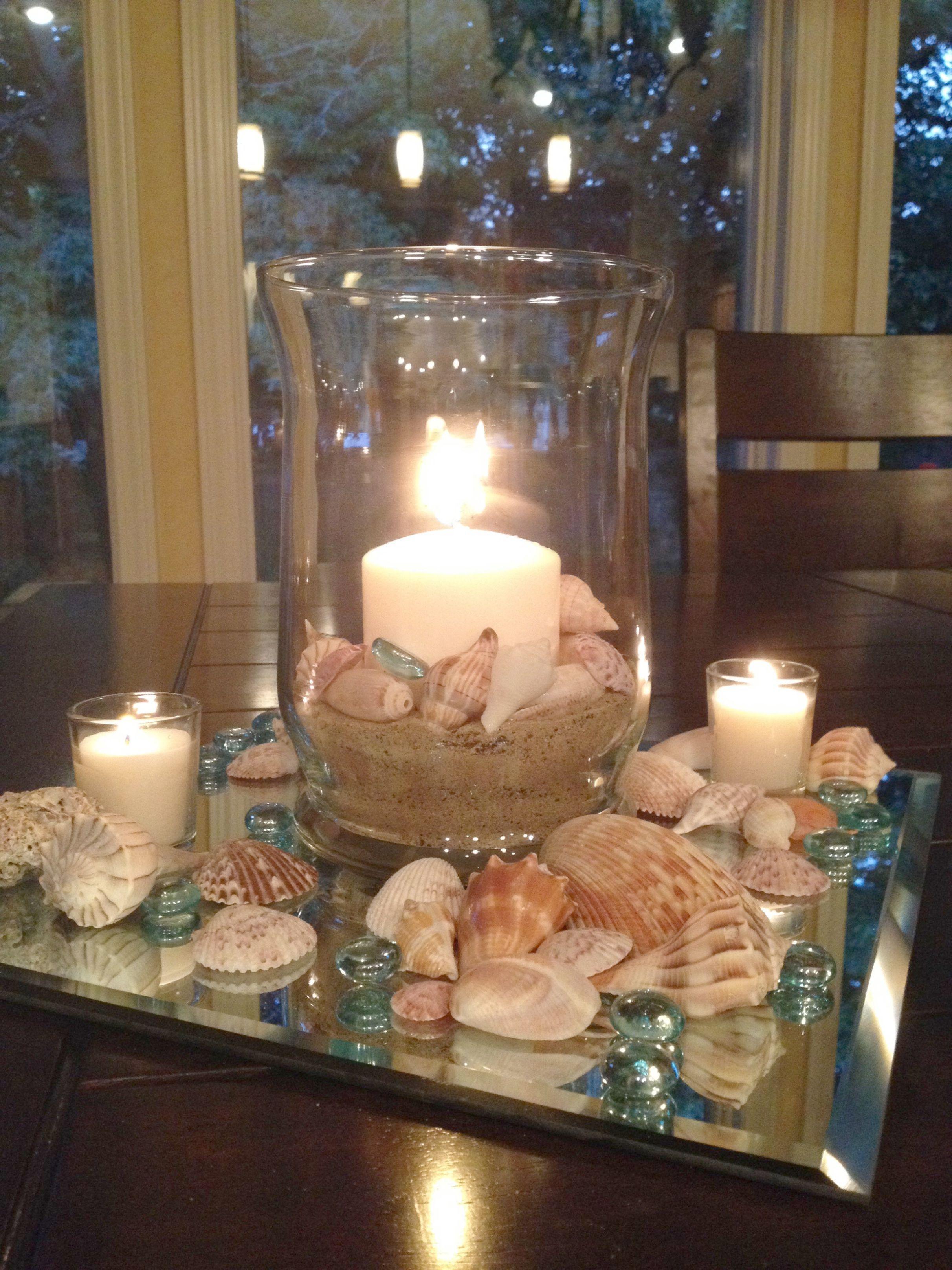 Tumbler Home Polished Sea Shells Sizes 2 25 To 4 Approx 20 Beach Shells In Mixed Colors 1 75 Lb Nautical Beach Decor Beach Wedding Centerpieces Beach Centerpieces Wedding Centerpieces