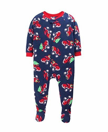 5t Christmas Pajamas Breeze Clothing