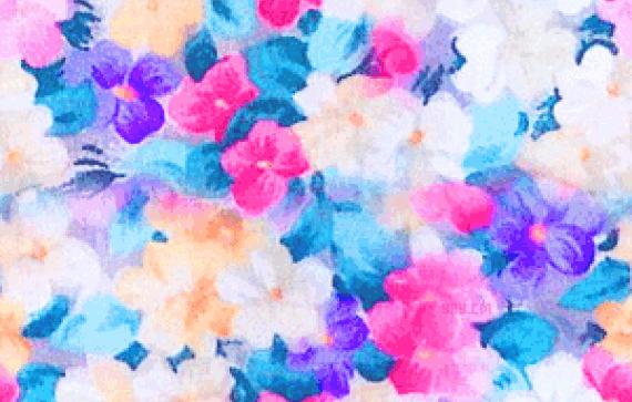 Pretty Twitter Headers Tumblr Bright Pretty Floral ...