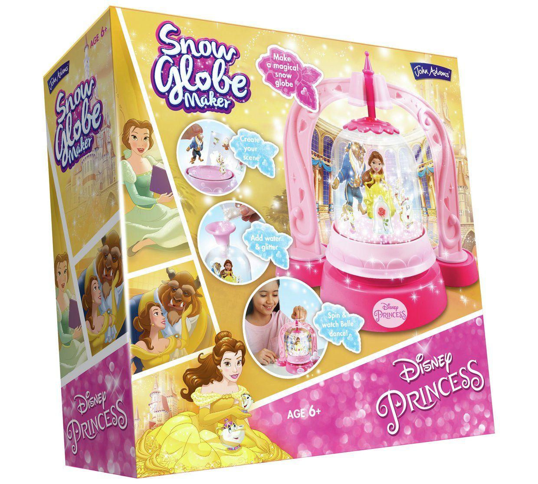 Buy Disney Princess Beauty and the Beast Snow Globe Toy