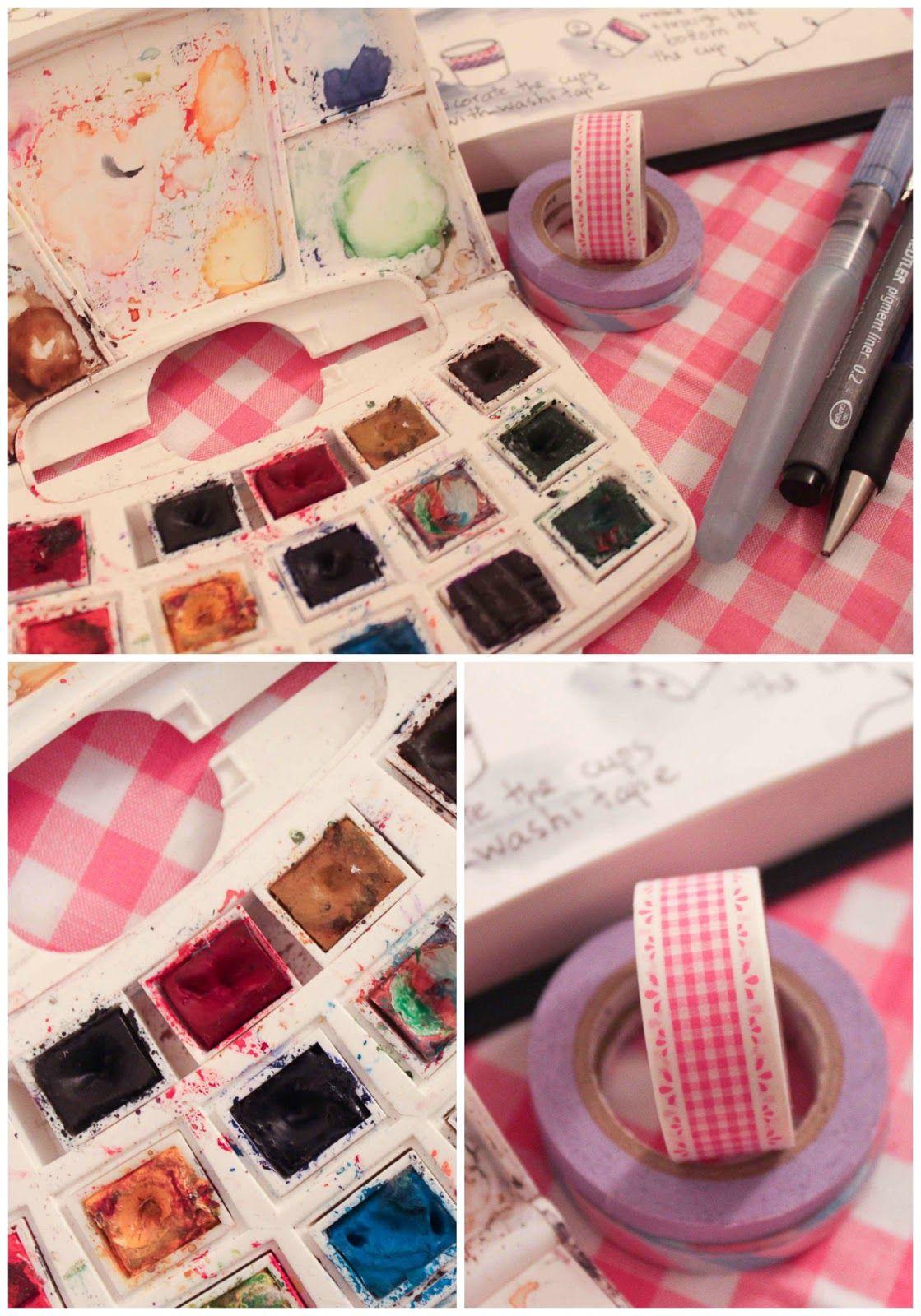 make-up (nice!!)