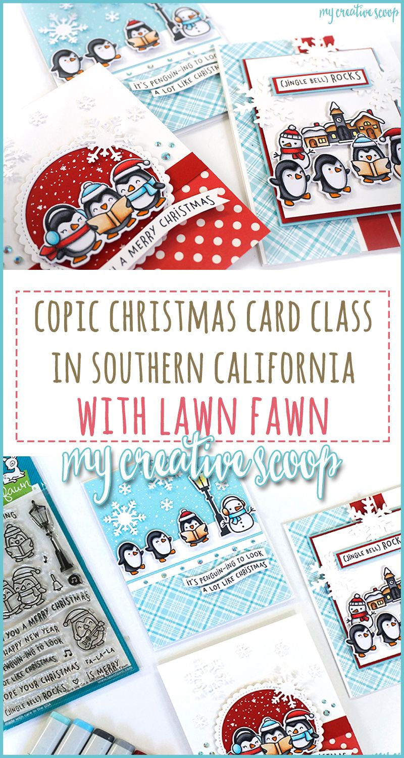 Lawn Fawn Copic Class at This n That Scrapbooking is part of lawn Fawn Thanks - Lawn Fawn Copic Class at This n That Scrapbooking  Join me in my monthly Copic Class at This n That Scrapbooking in Chino, California  Space is limited so sign up today to reserve your spot