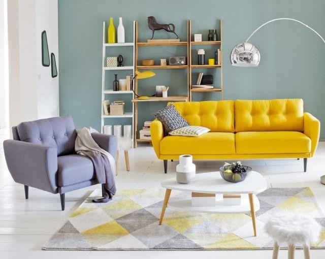 Awesome Chambre Scandinave Jaune Images - Matkin.info - matkin.info