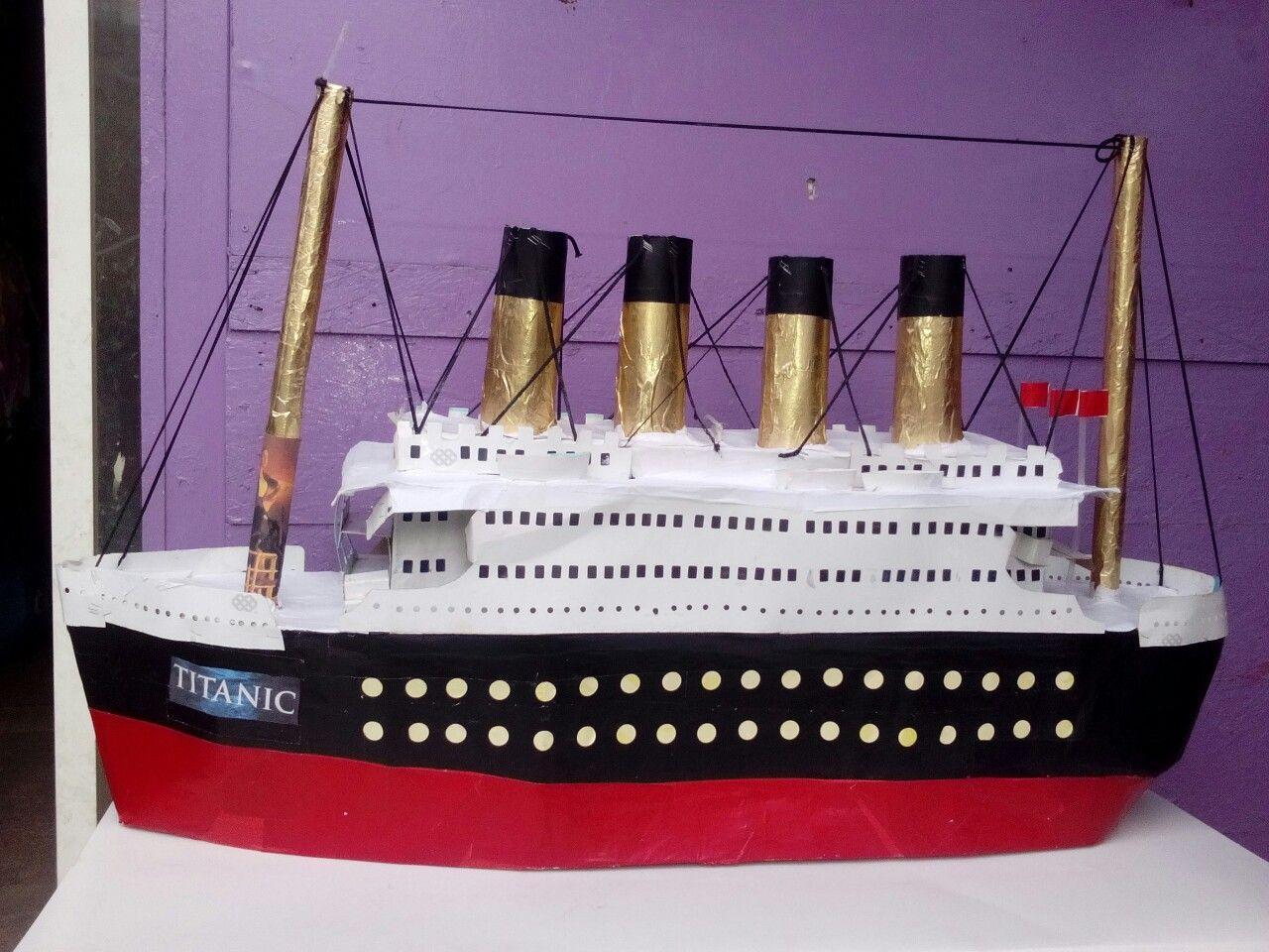 Pi ata barco titanic pi atas mony pinterest barcos - Todo sobre barcos ...