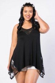 Shop Plus Size Trendy Tops, T-Shirts, Blouses & Tanks − G-Stage