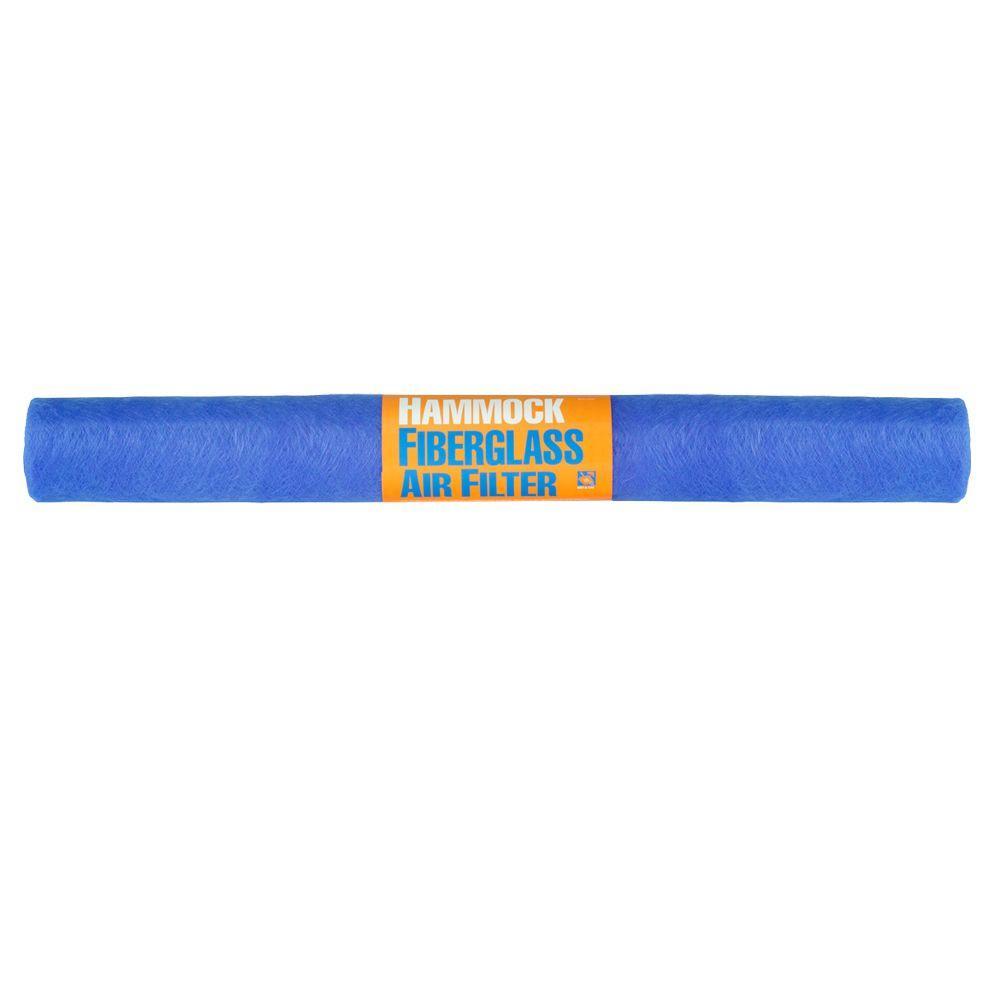 True Blue 30 In X 20 Ft Budget Hammock Roll Fpr 1 Air Filter