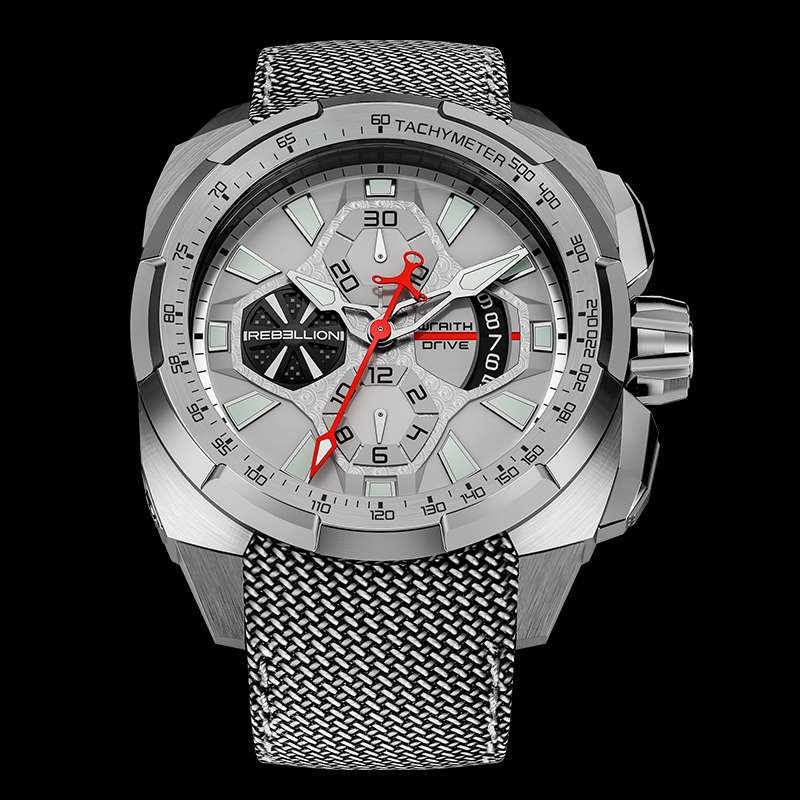 Wraith - DRIVE - Collections - Rebellion Timepieces - Swiss Exclusive Timepieces