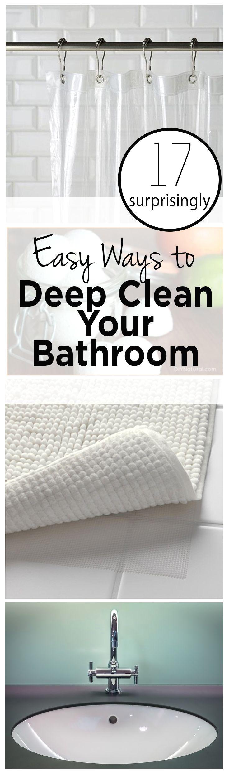 Pin Khomuttsov Fdor Cleaning House Tips Hacks Bathroom