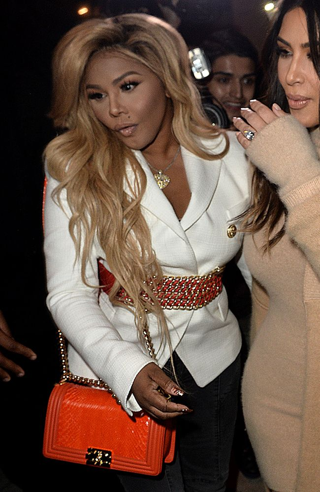 64d99b5cafd Lil Kim Chanel Python Bag | celebrity bags | Bags, Chanel, Gucci