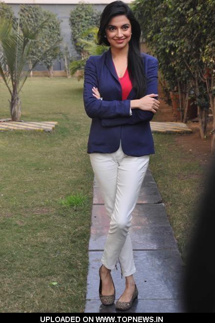 Jan, 14: Director Divya Khosla during promotion of her film `Yaariyan`
