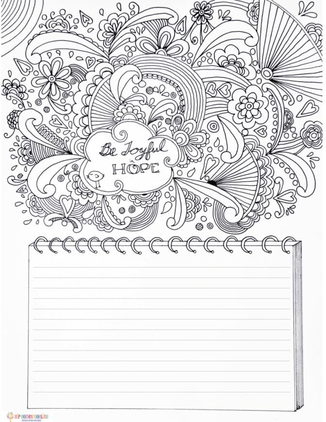 Free Gratitude Journal Template Plus Coloring Page Coloring Journal Journal Template Bible Coloring Pages