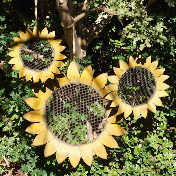 Sunflower Wall Decor | Metal Sunflowers | Garden Wall Art | Metal ...