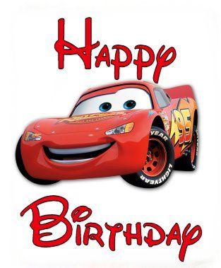 Happy Birthday Timothy Cars Timmy In 2019 Disney Cars Birthday