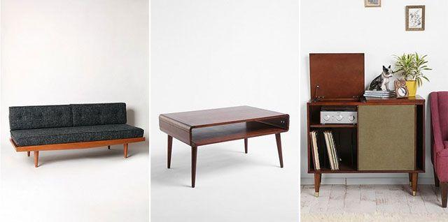 De meubels van je opa en oma maar dan nieuw