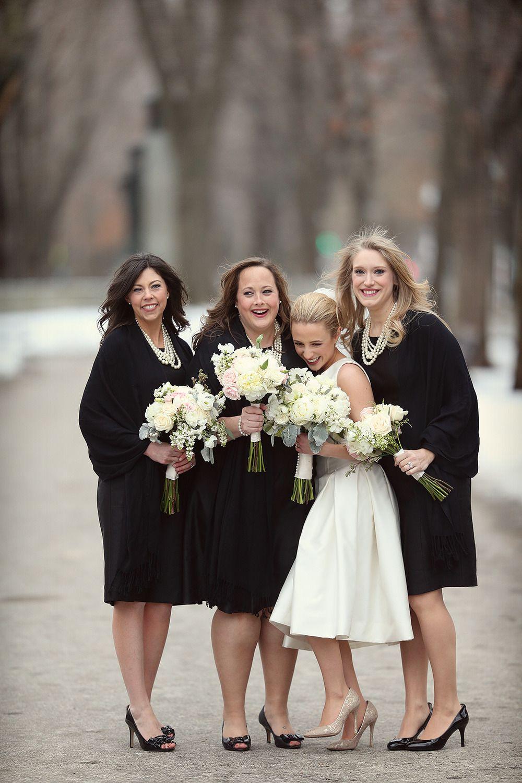 Talbots dresses for weddings  Elegant Winter Wedding In Boston  Winter weddings Wedding dress