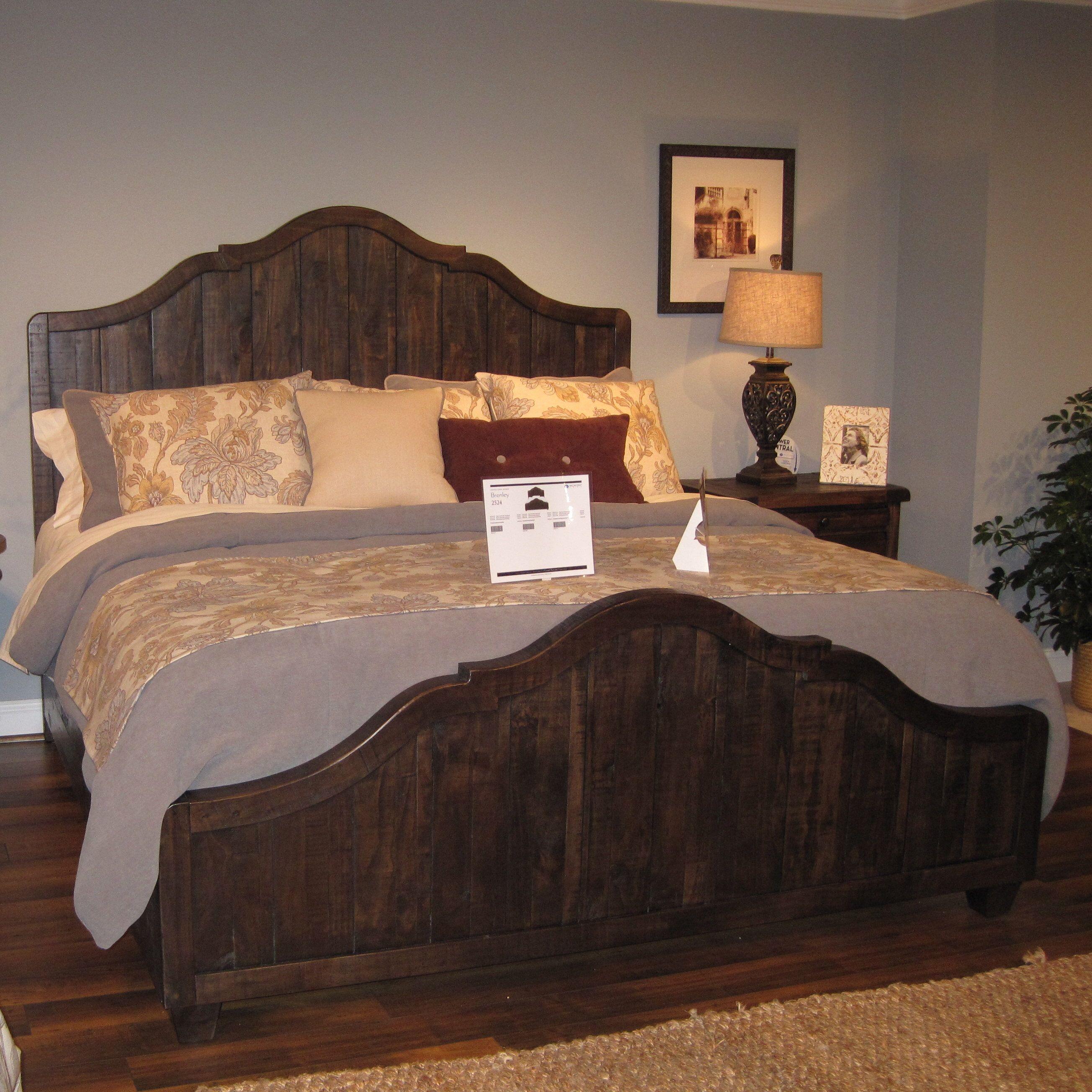 Gloucester Upholstered Standard Bed Panel bed, Bed, Bed