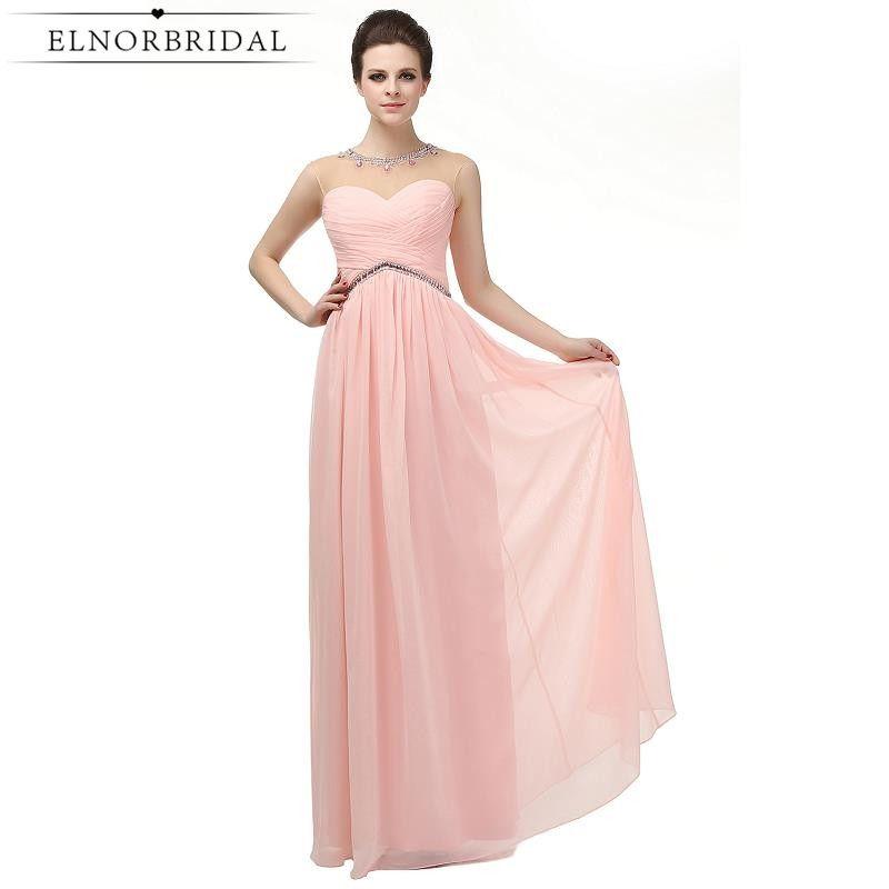 b52b59e5086 Blush Pink Prom Dresses Long 2017 Sheer Robe De Soiree Longue Illusion Back  Imported Party Dress