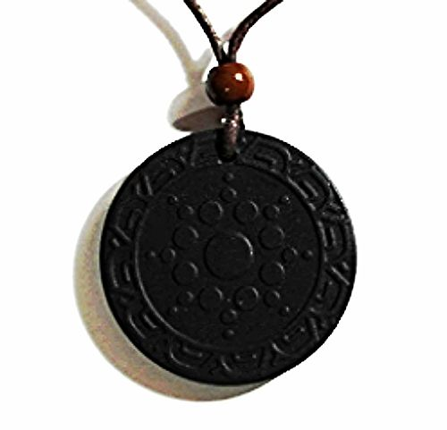 High quality hand crafted quantum pendant with scalar energy made high quality hand crafted quantum pendant with scalar energy made from 75 natural deep earth aloadofball Images