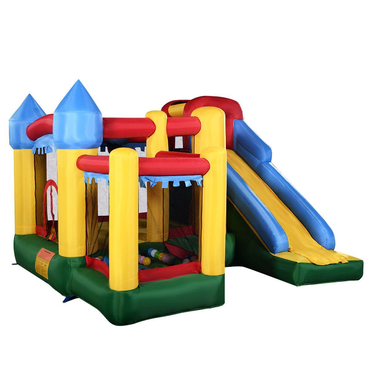 004d01600 Generic Inflatable Bounce House Castle Commercial Kids Jumper ...