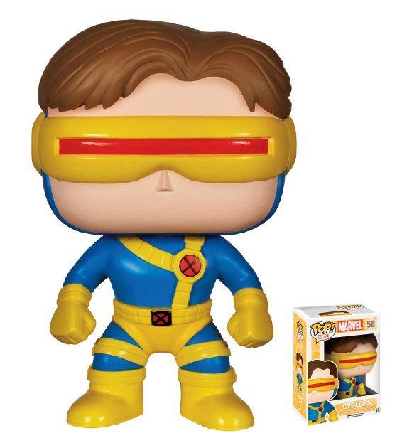Pop! Marvel: Classic X-Men – Cyclops