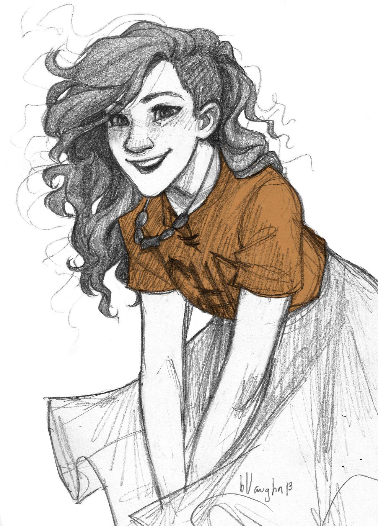 Percy And Annabeth Burdge