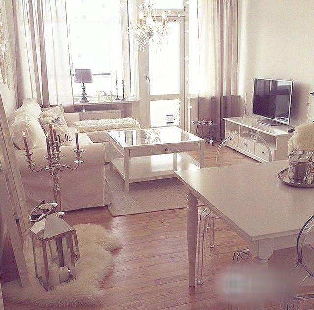 Wohnzimmer Weiß / Silber | Home | Pinterest Wohnzimmer Weis Silber