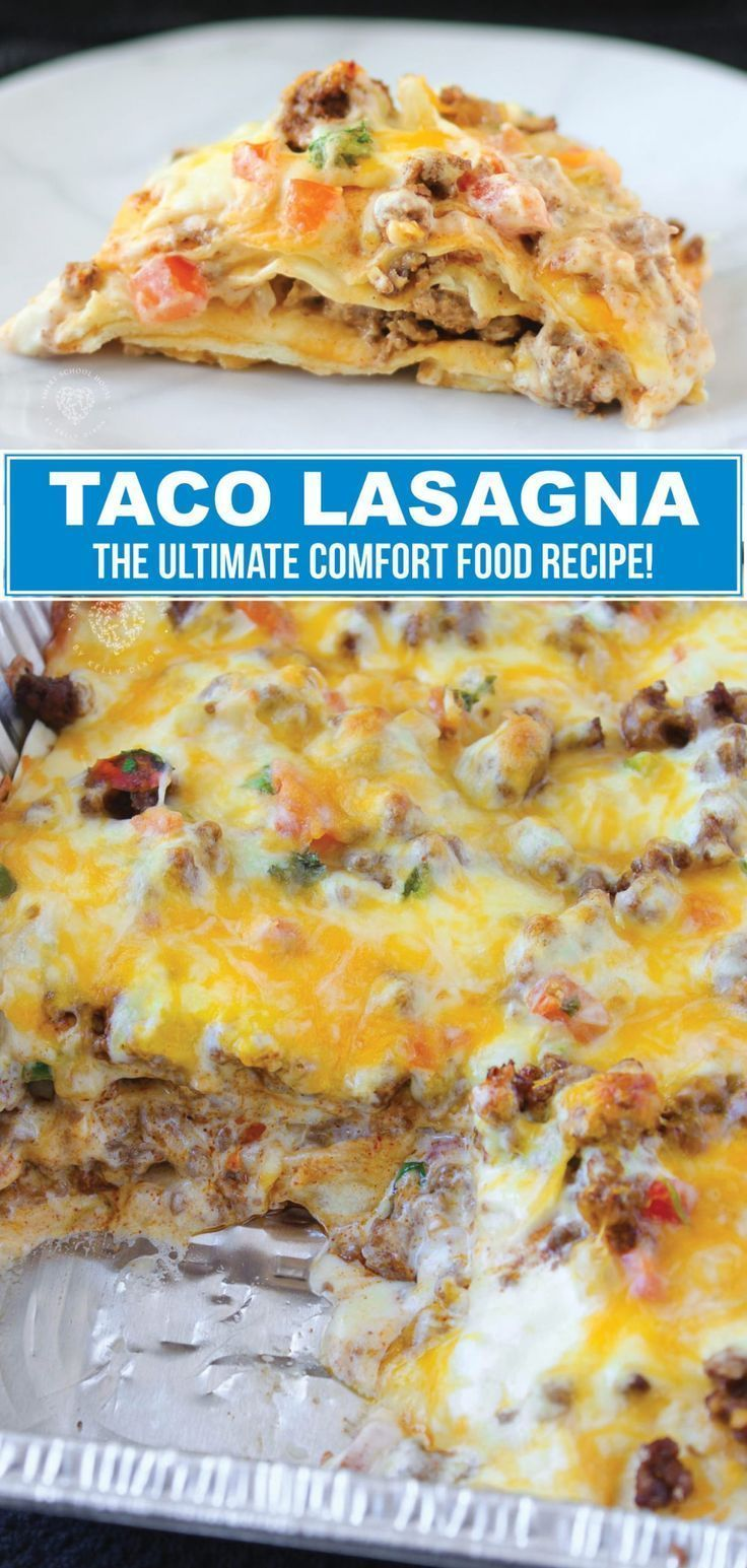 Photo of Taco Lasagna