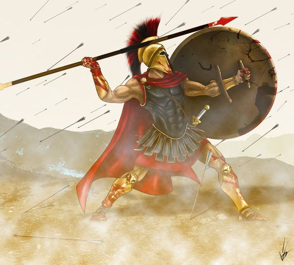 The Warriors Gate Full Movie Greek Subs: Polynikes, From The Battle Of Thermopylae.
