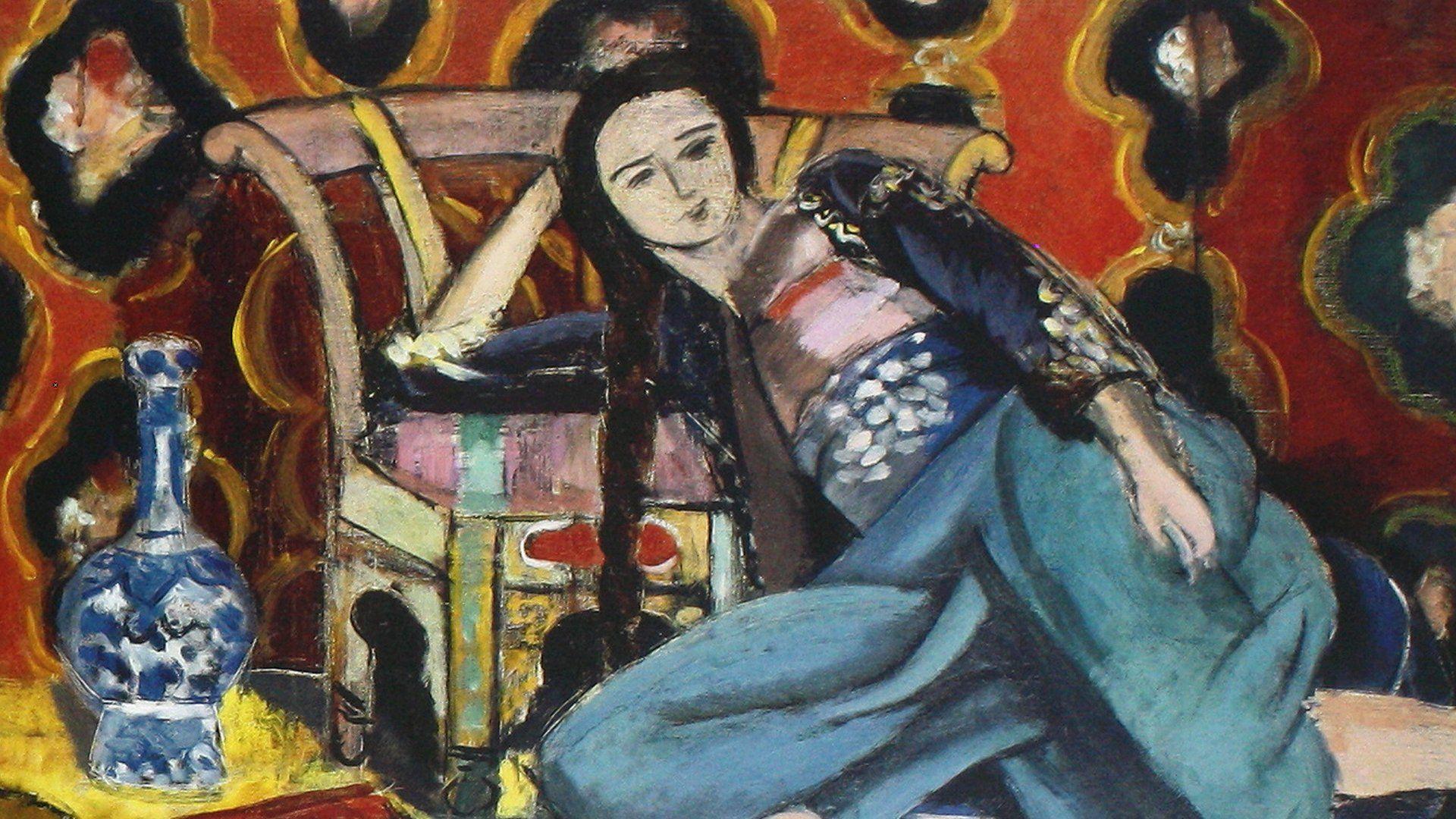 La exposición se centra en la obra de Matisse realizada entre los ...